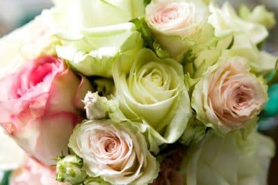 bruidsboeket, huwelijk Tanja Jess en Charly Luske, bruiloft regelen, Wediding en planning, weddingplanner, fotocredits Reflexx Reportages