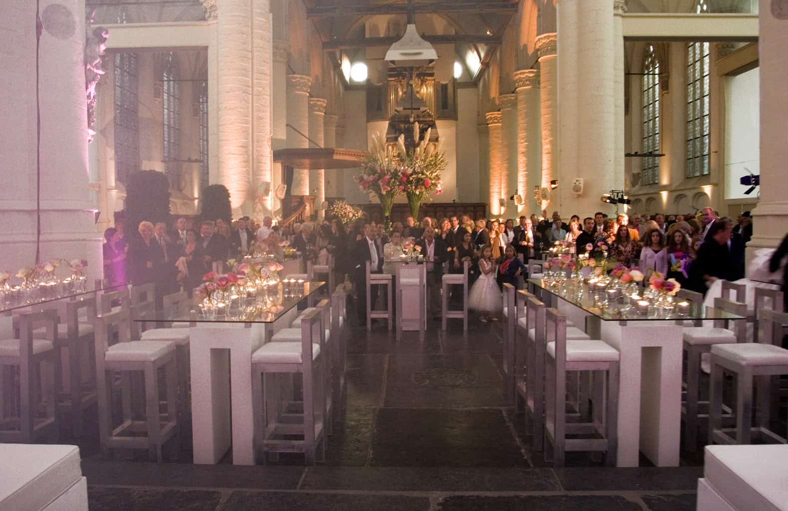 Alles klaar voor het Walking Diner door Herman den Blijker, wedding en planning, Weddingplanner, fotocredits Sjouke Dijjkstra