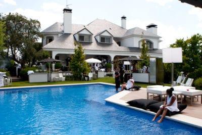 Afterparty Aan De Rand Van Het Zwembad, Feest Organiseren In Spanje, Wedding En Planning, Weddingplanner, Fotocredits Reflexx Reportages