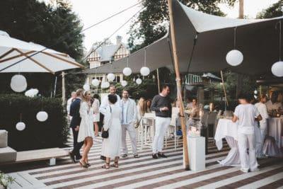 Ontvangst van de gasten, wedding en planning, weddingplanner, foto Laura Möllemann