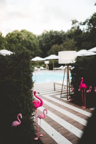 Flamingo's on your wedding, wedding en planning, weddingplanner, foto Laura Möllemann