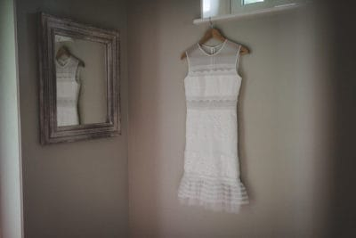 Little wedding dress for the evening before,wedding en planning, weddingplanner, foto Laura Möllemann