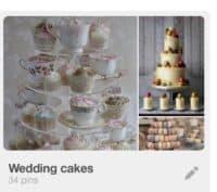 Pinterest voor inspiratie voor je huwelijk, wedding en planning,
