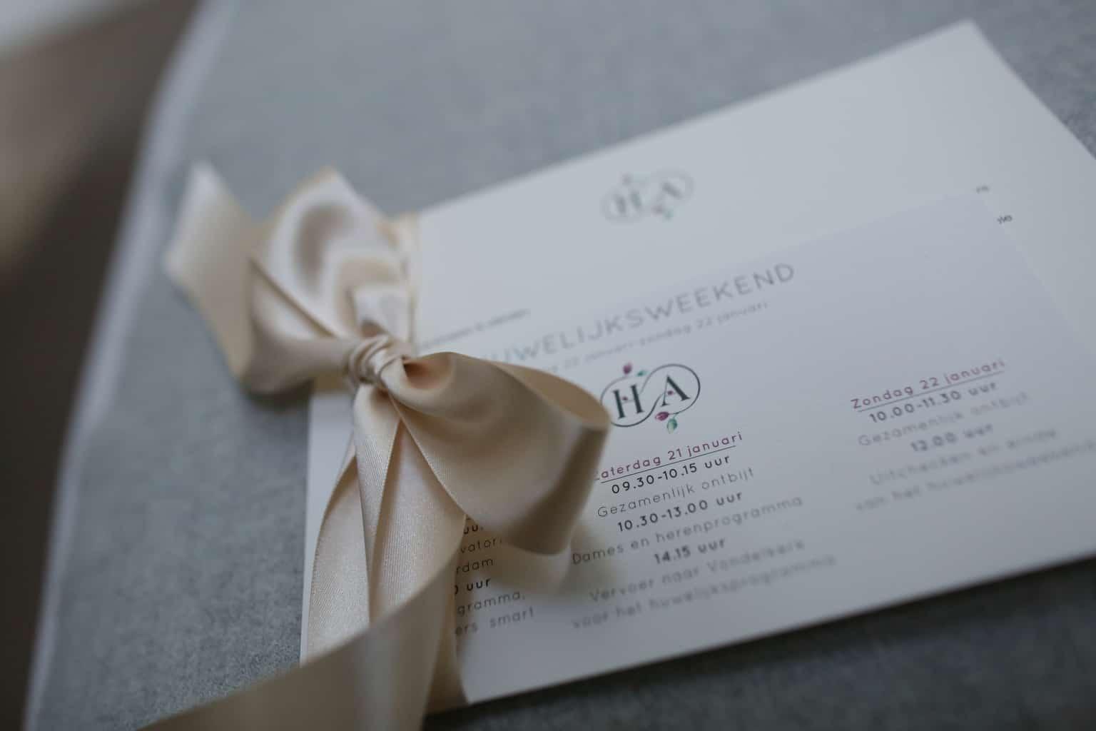 Wedding en Planning | weddingplanner | signing | welkom gasten stationery huwelijk | huwelijk in Conservatoriumhotel Amsterdam | winterwedding fotocredits Karen Kaper.jpg