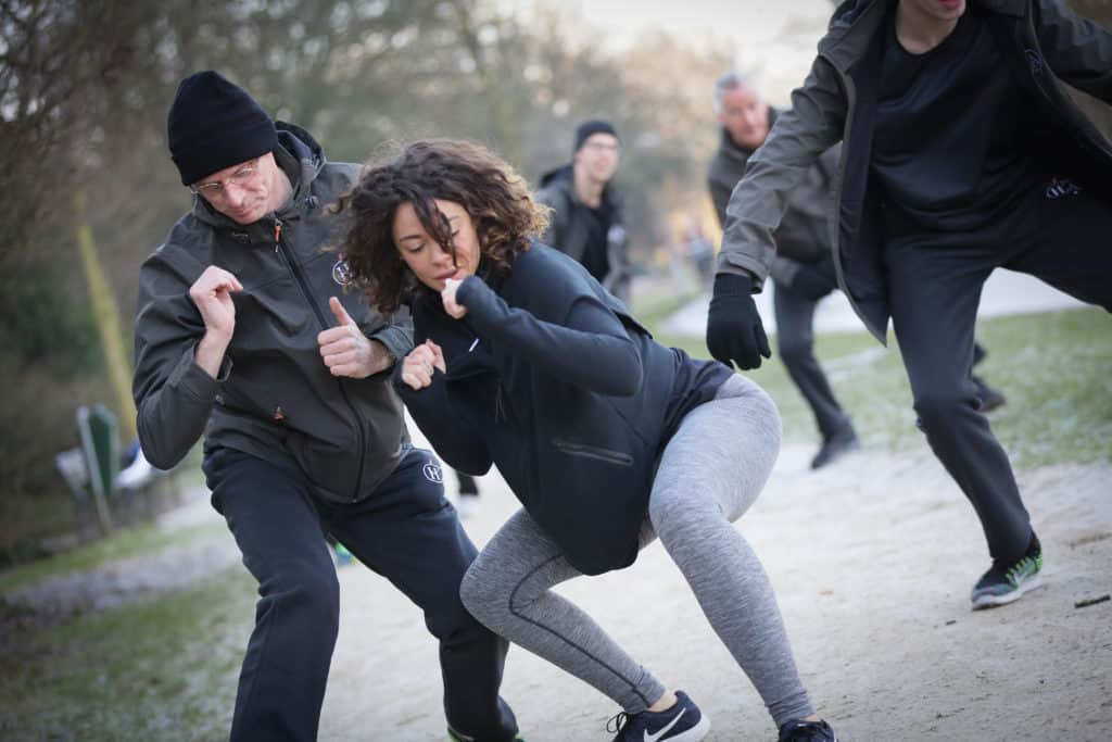 Wedding en Planning | weddingplanner | work- out voor de gasten in het vondelpark | winterwedding | trouwen in amsterdam | fotocredits Karen Kaper
