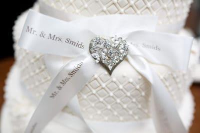 Bruidstaart van Cake Affair, Huwelijk Caroline en Ernst-Jan , fotocredits Evert Doorn,weddingplanner, Wedding & Planning.