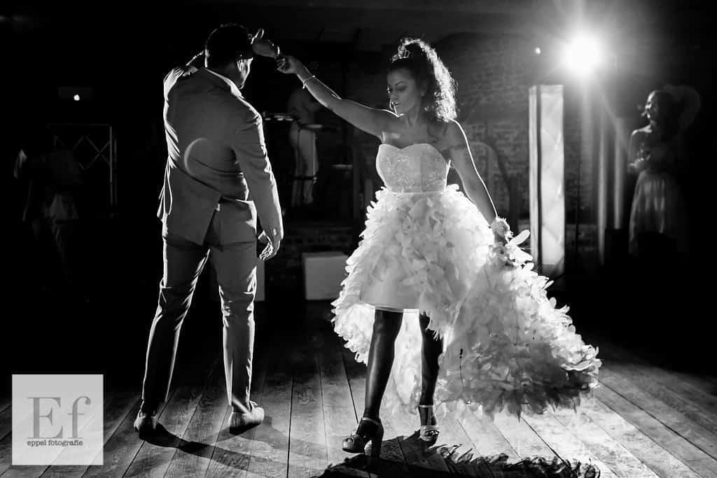 wedding en planning | weddingplanner | het feest openen met de openingsdans |eppel_fotografie