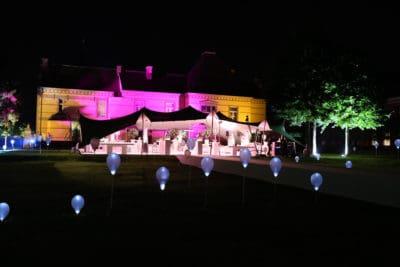 Feesten in een tent op je huwelijksdag, trouwen, bruiloft regelen, wedding en planning, weddingplanner