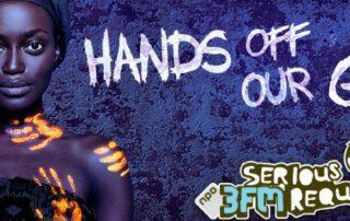 3FM Serious Request 2014 Hands Off Our Girls, Wedding en Planning, weddingplanner, winnaars Dutch Wedding Awards