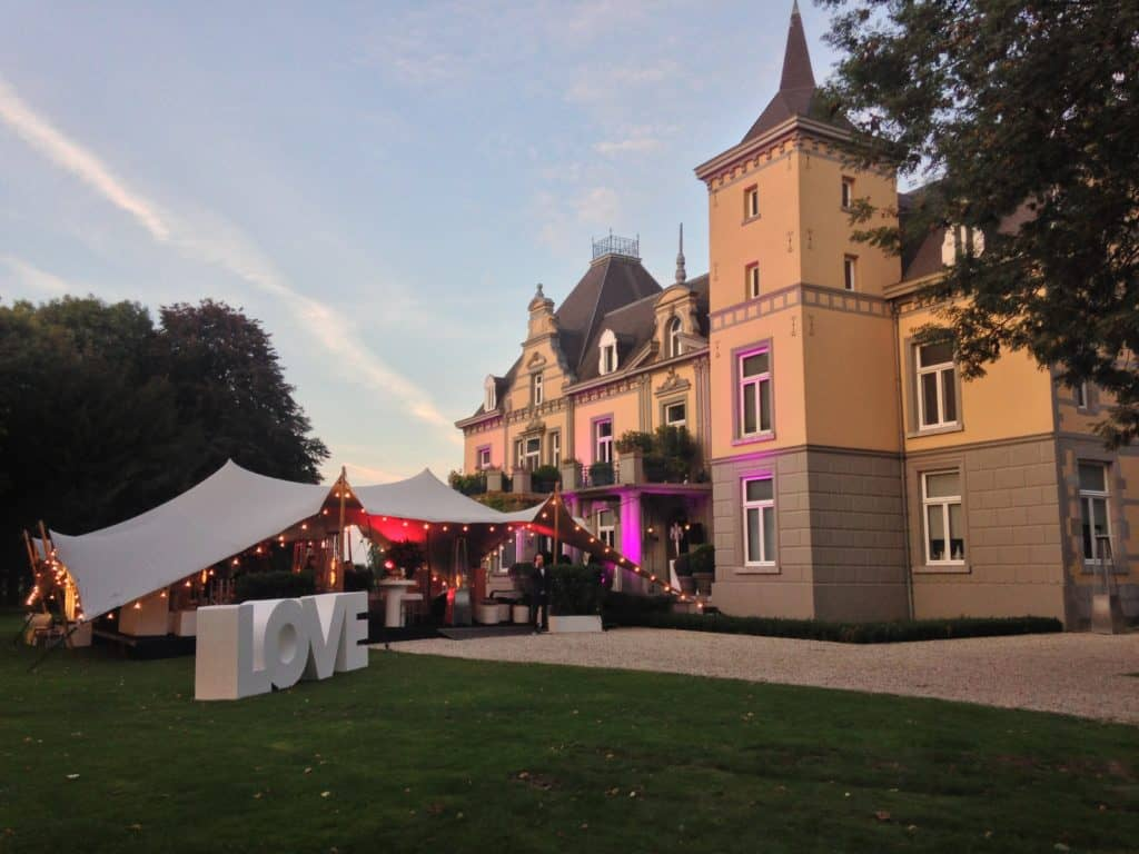 Kasteel de Hoogenweerth, wedding en planning, weddingplanner, trouwen in Zuid-Limburg