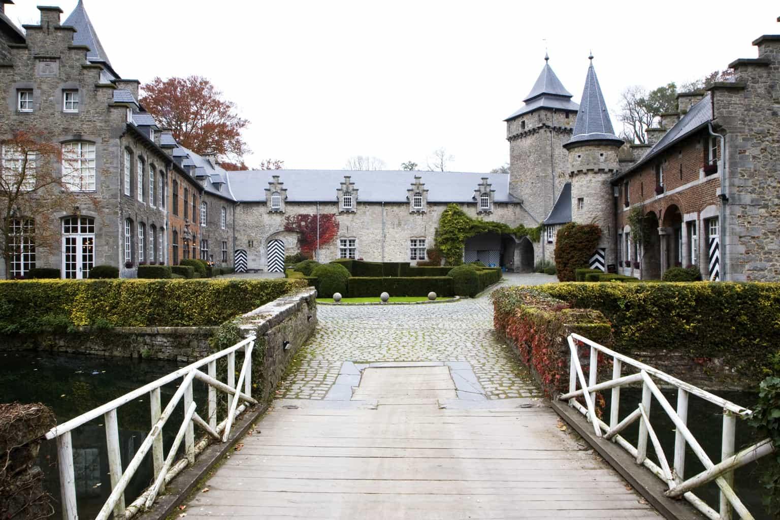 """Trouwen in België, Trouwen op je 'eigen"""" kasteel, Trouwen in het buitenland, wedding en planning, Weddingplanner"""