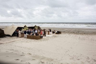 Trouwen op het strand, Wedding en Planning, weddingplanner, foto Evert Doorn