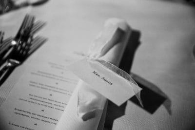 Menukaarten huwelijk, wedding en planning, CardWise, weddingplanner, foto Evert Doorn fotografie