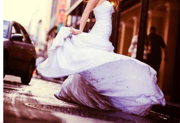 Vlekken Op Je Bruidsjurk, Hoe Krijg Ik Deze Eruit